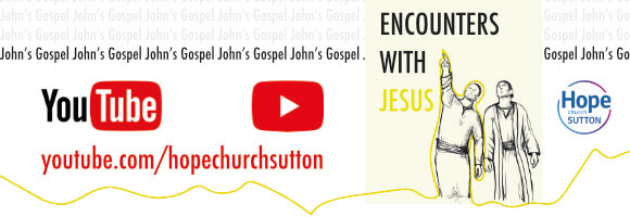 Sunday Services (Encounters With Jesus)